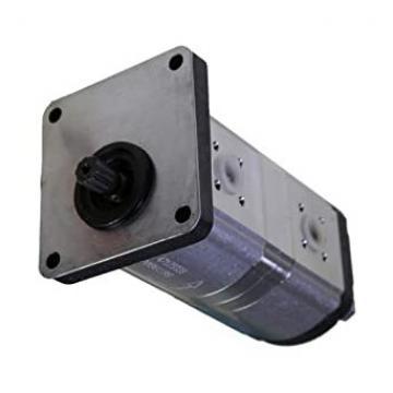 Doppio Effetto Pompa Idraulica 12v 4L Metallo Serbatoio per Dump Trailer