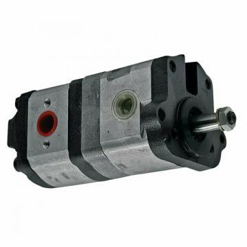 Flowfit 12V DC D/che agisce D/Solenoide CENTRALINA IDRAULICA 4.5L & Mano Pompa ZZ00513