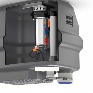 Lowara eHM Pompa Centrifuga Multistadio 1HM06P07T 0,84kW 1,13Hp 3x230/400 50Hz