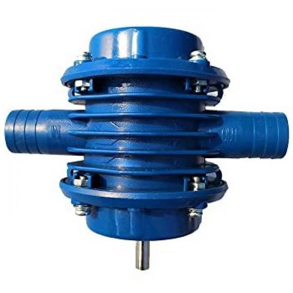 Hydraulikaggregat 12V/2,5ccm/6,6L 180bar Hydraulikpumpe Anhänge Lkw Kipper Nfz