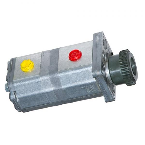 Pompa Idraulica Doppio effetto a Solenoide da 12V CC 4.5L Sicuro Durevole