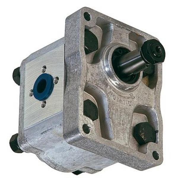 NACHI PVS-1B-16N2-E13 PISTON PUMP TESTED; MINOR COSMETIC TAG DAMAGE