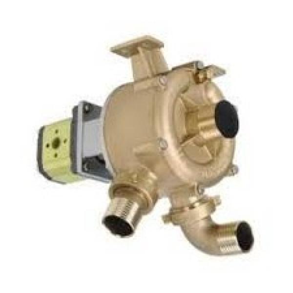 Price Pump Co Centrifugal Pump E100-50-V AI Hydraulic w/ 3/4 HP w/Baldor VM3541
