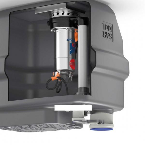 Lowara eHM Pompa Centrifuga Multistadio 3HM05P07M 1,01kW 1,35Hp 1x220-240 50Hz